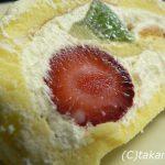 花月堂のロールケーキ、プランタンヌーボー