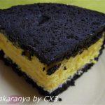 ラ・ファミーユのまっ黒チーズケーキ、夏限定マンゴー味
