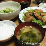 やお九州野菜料理2日目