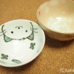 可愛い猫茶碗