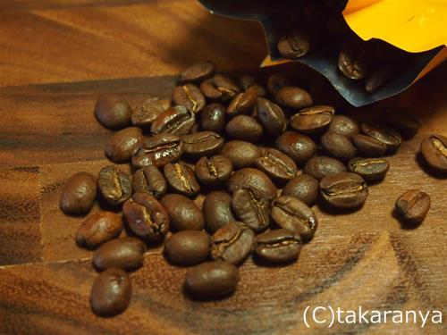 コーヒーは焙煎してから2,3日目が美味しい