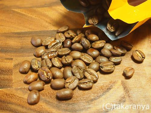 スペシャルブレンドのコーヒー豆