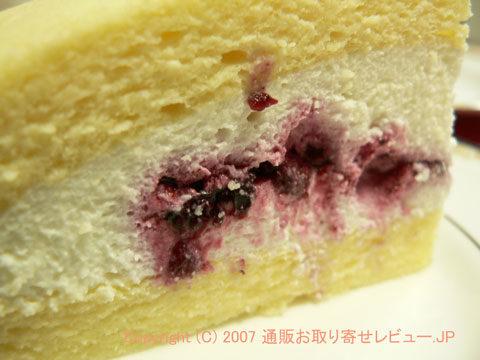 フォロマージュブランムースチーズケーキ:まーるいおなか