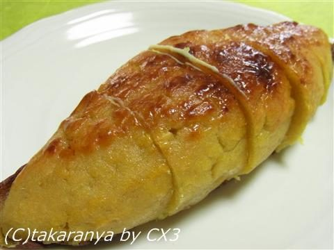 札幌かわいやの釜焼きポテト