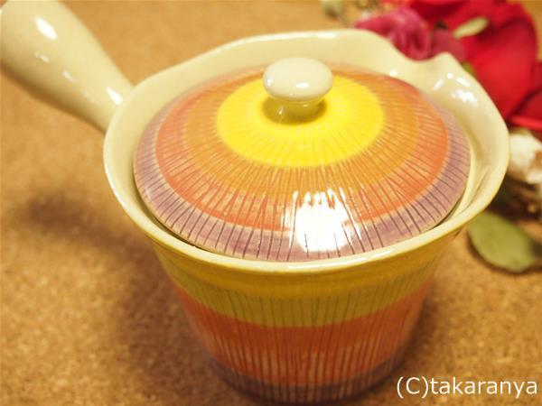 倉敷美観地区の互茶で買ったきゅうす
